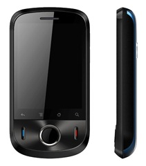 Huawei_Ideos_Blue_Front_Side